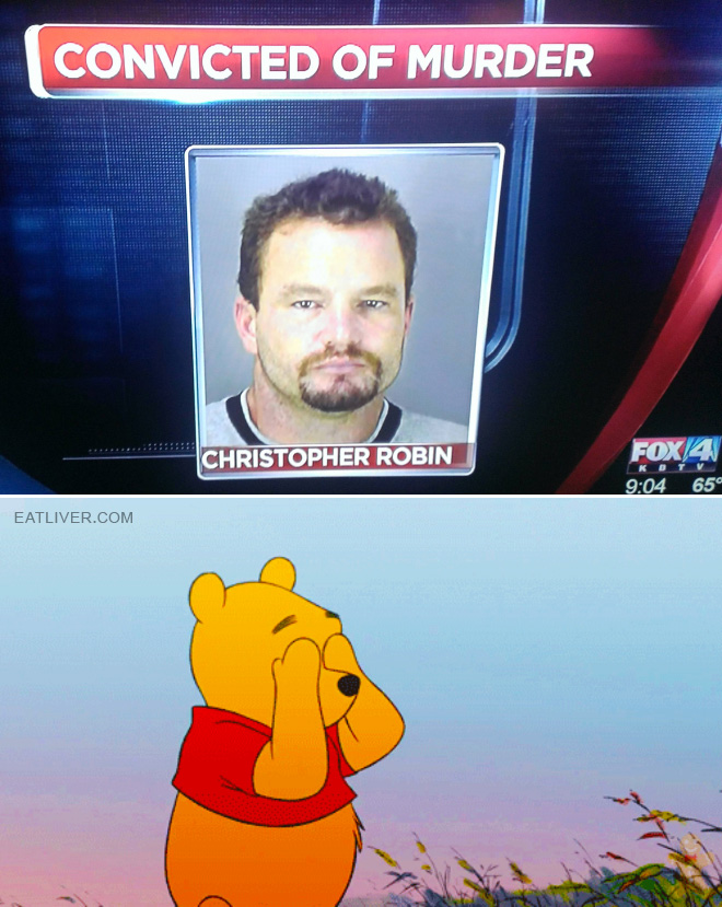 Oh bother!