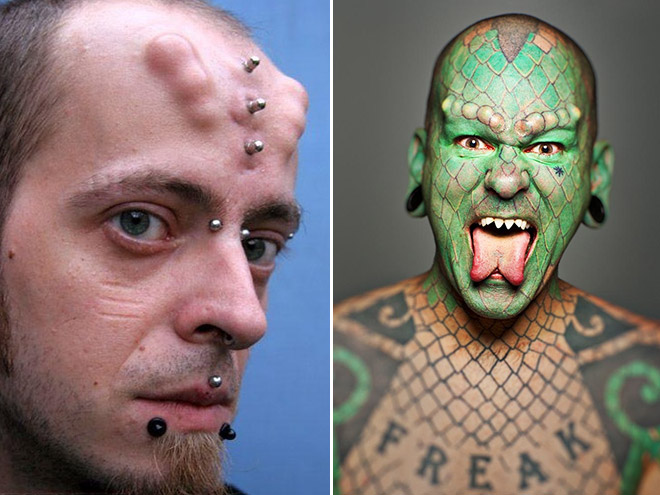 identity creation through body modification Body modification through clinical interventions can help reduce the distress of wanting — but not having— physical traits that align with one's gender identity.