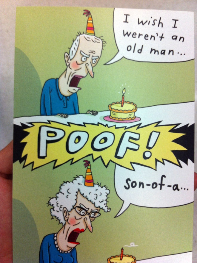 Hilarious Birthday Cards