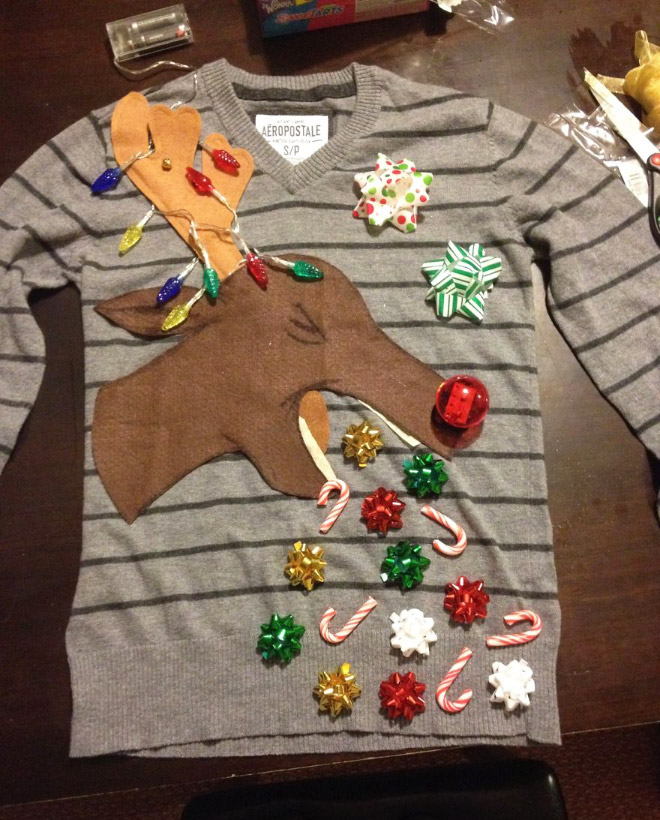 Worlds Ugliest Christmas Sweaters