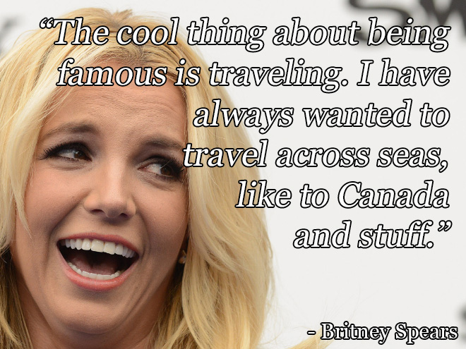 Dumb Celebrity Quotations (9 in collection) | QuoteTab