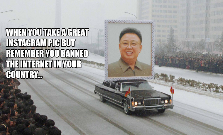 Only In North Korea