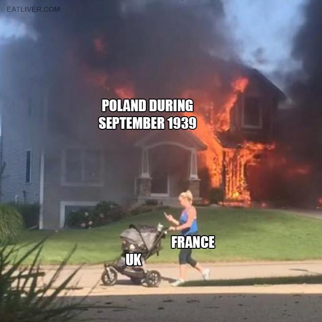 Poland during September 1939.