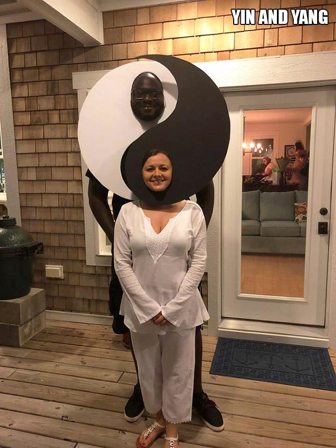 The perfect harmony Halloween costume.