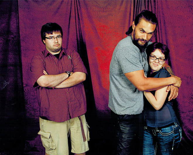 Jason Momoa took away his girlfriend.