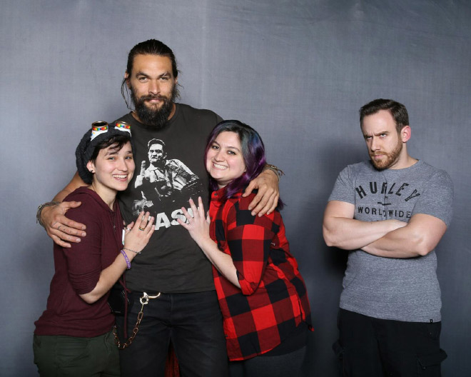 Jason Momoa gets all the girls.