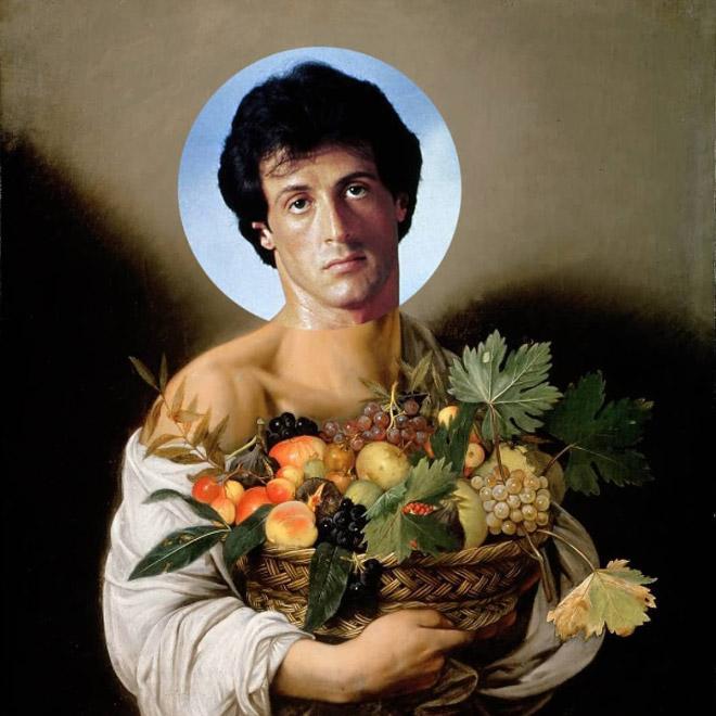 Saint Stallone.