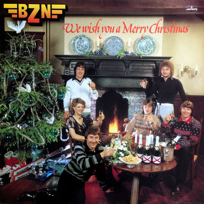 Crappy Christmas album cover. Really crappy.