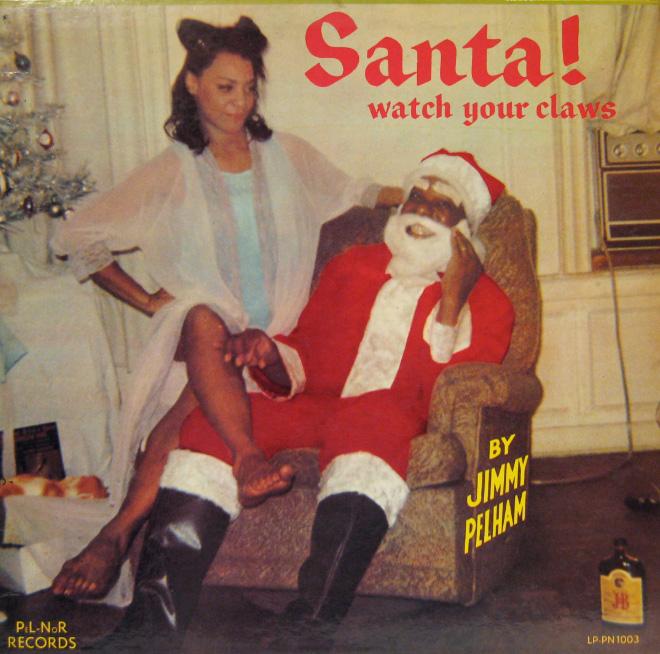 Santa! You dirty old bastard!
