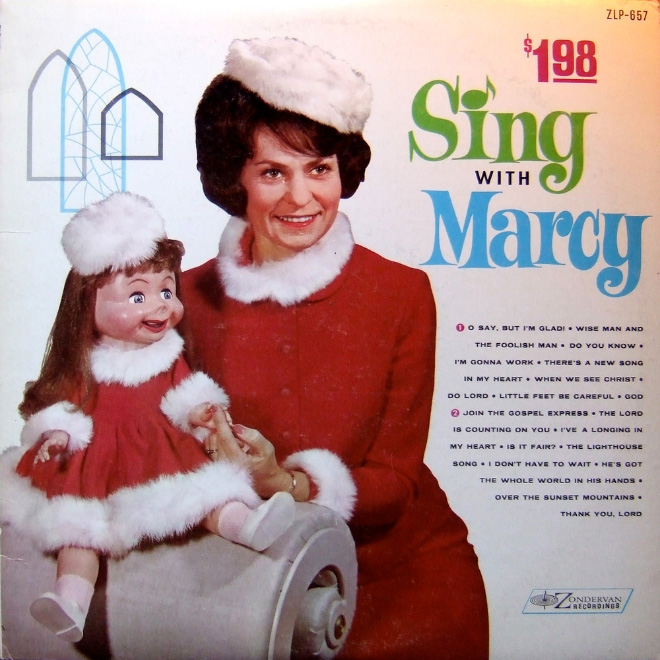 Sing with Marcy!