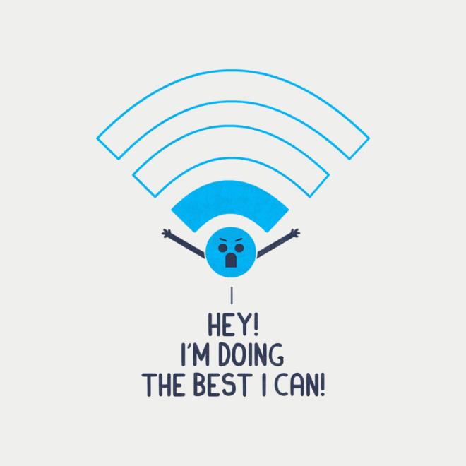Angri wifi.