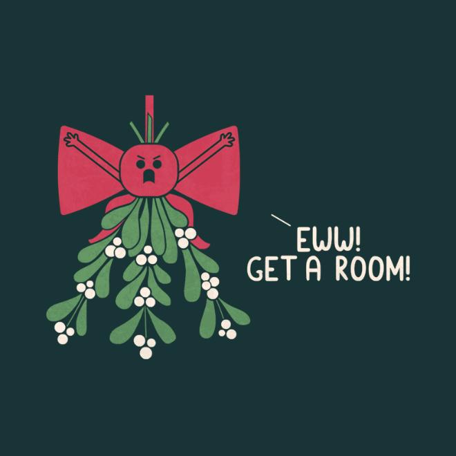 Eww! Get a room!