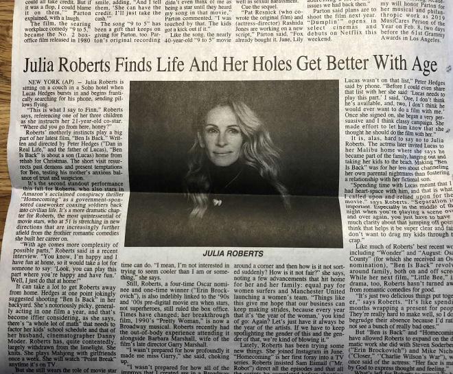 Newspaper title fail.