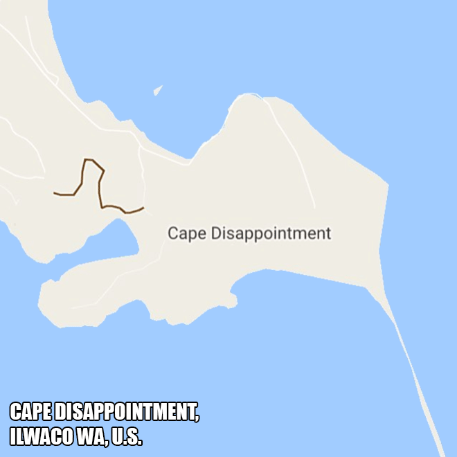 Cape Disappointment.