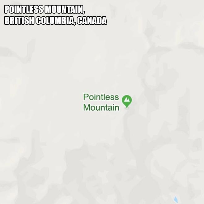 Pointless Mountain.