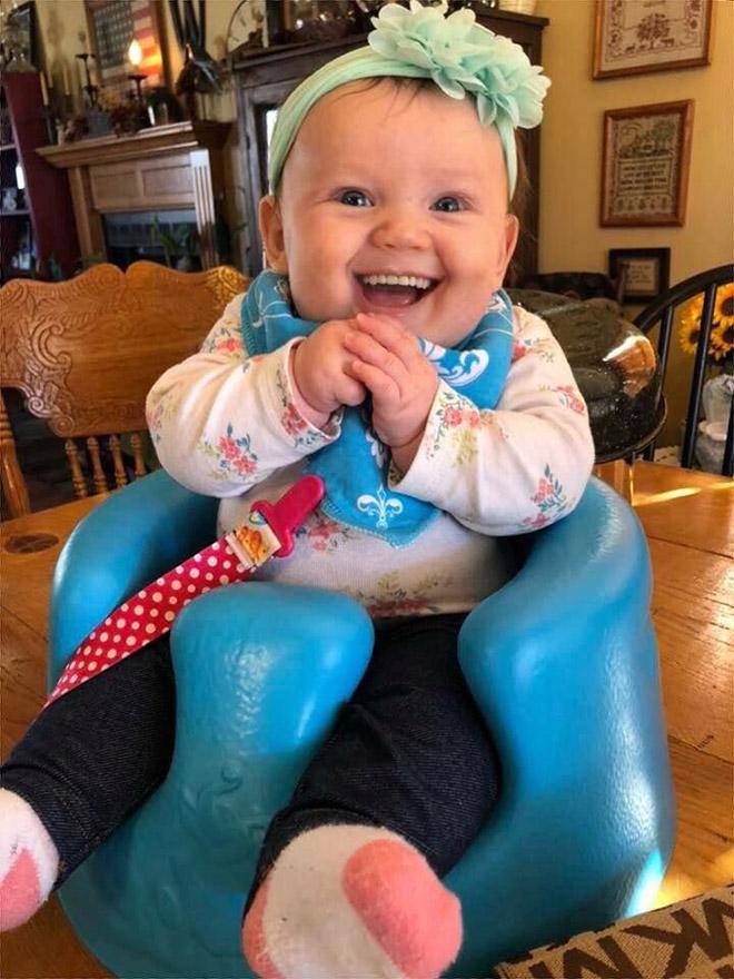 What if babies had adult teeth...