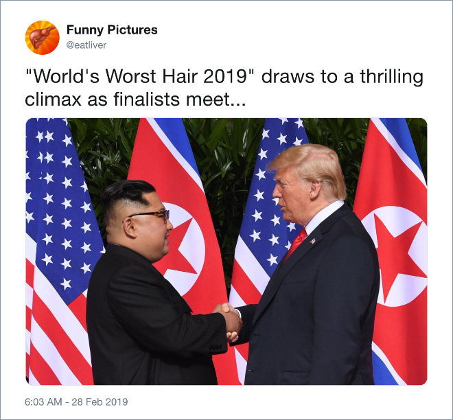 """World's Worst Hair 2019"" draws to a thrilling climax as finalists meet..."