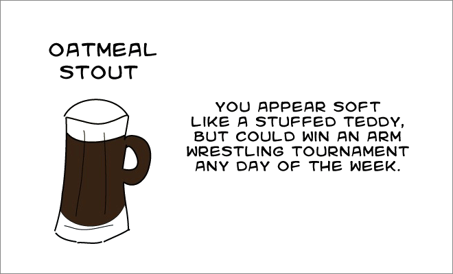 Here's what this beer says about you.