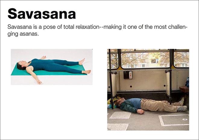 My favorite drunk yoga position.
