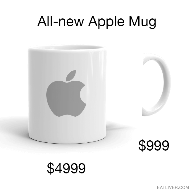 Funny Apple Mac Pro parody.