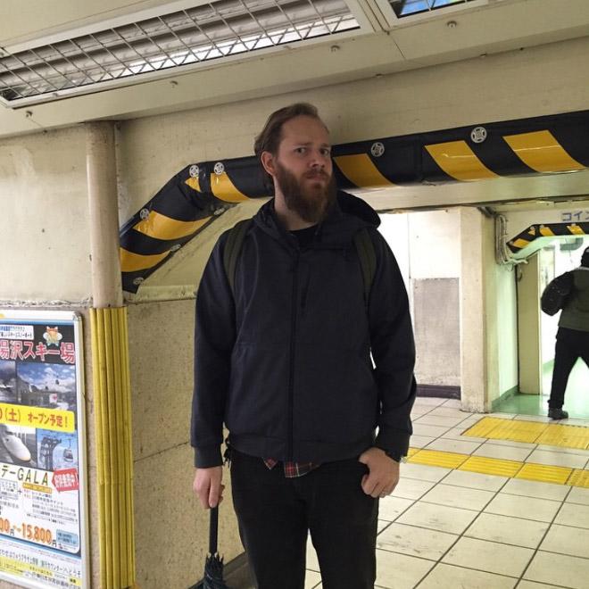 Big in Japan.