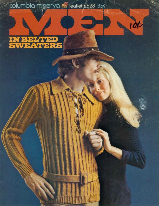 Awkward 1970s fashion ad.