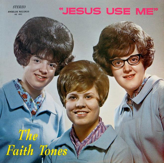 Really weird Christian album cover.