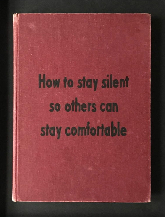 This self-help book really turned my life around!