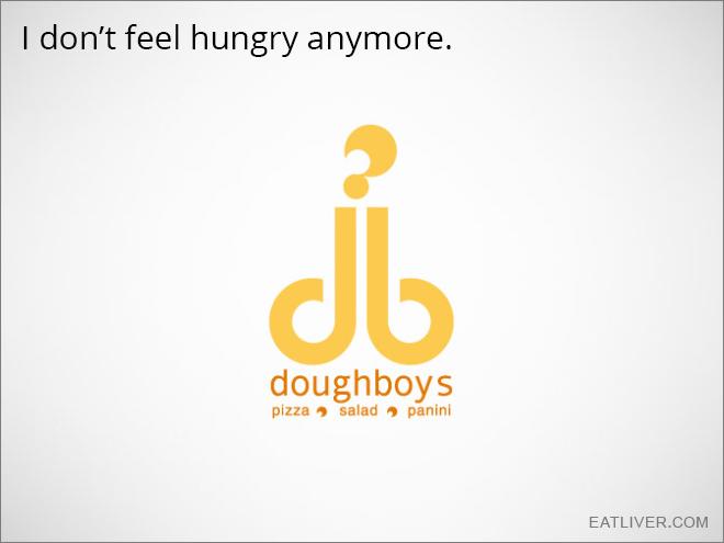 Hilarious logo failure.
