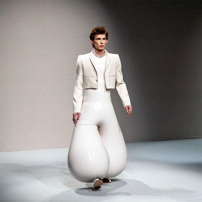 Have fashion designers gone completely insane?