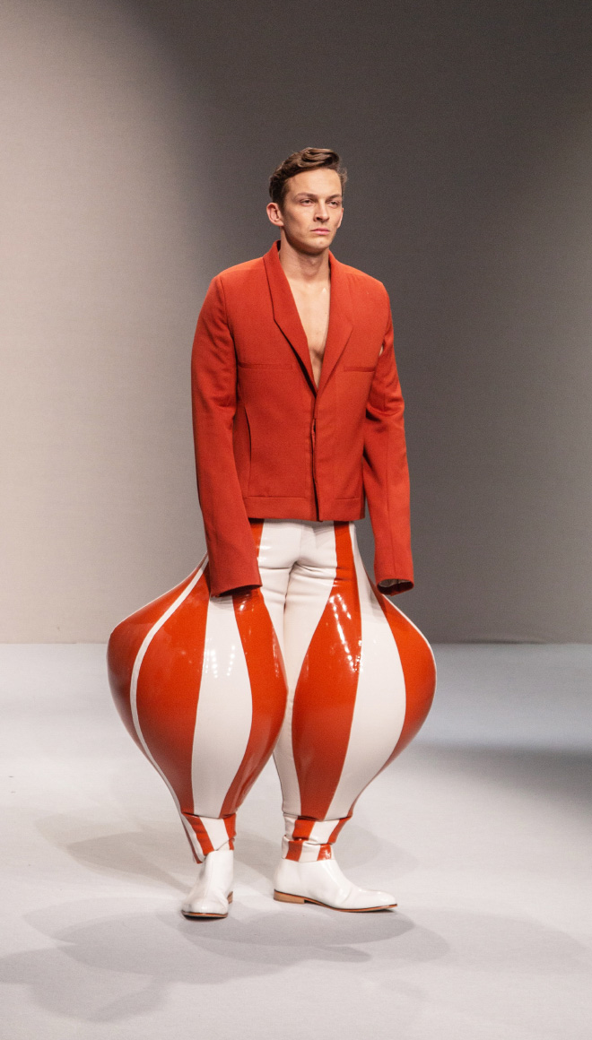 Male Pants 2020 Fashion Collection By London College Of Fashion