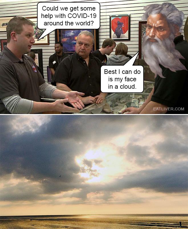 Classic God.
