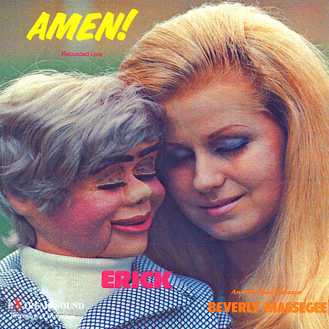 Some Christian album covers are really creepy...