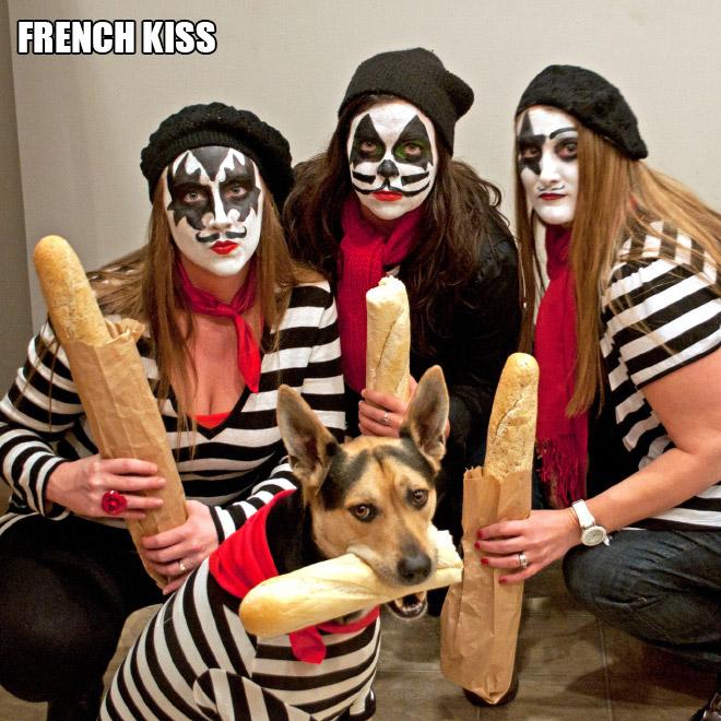 Puntastic Halloween costume idea.
