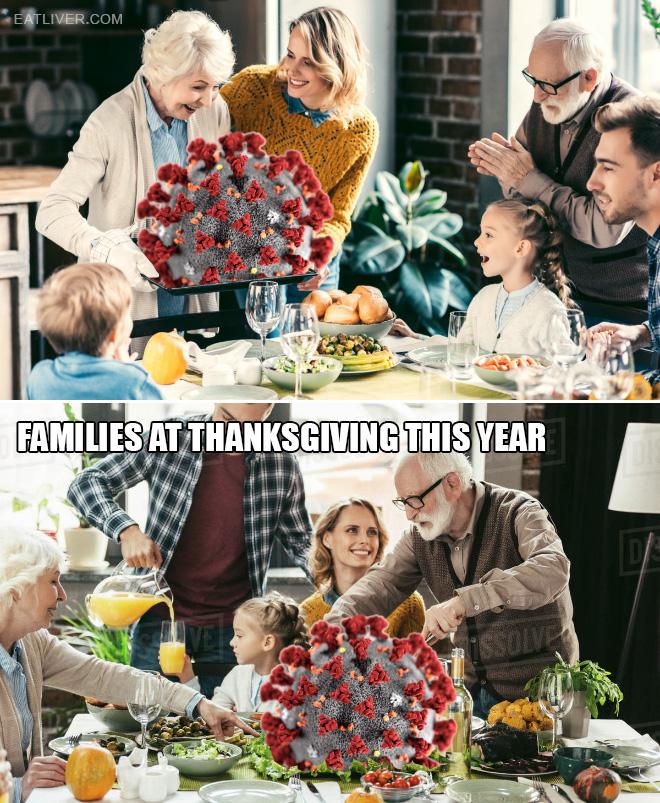 Family gathering in 2020.
