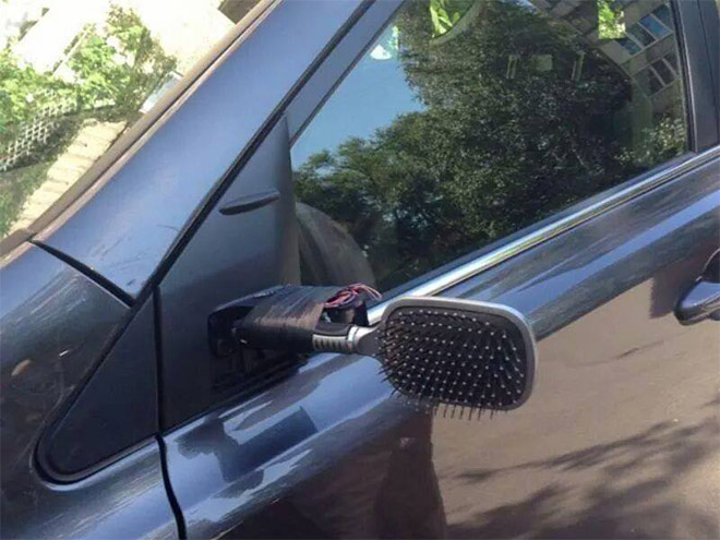 Brilliant redneck engineering.