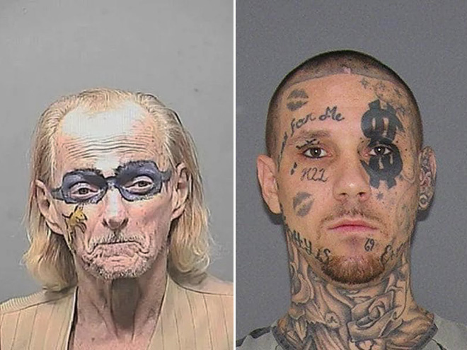 When it comes to dumb life decisions with permanent consequences, nothing beats a stupid face tattoo.