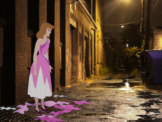 Unhappily ever after...