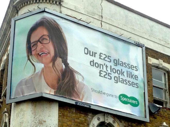 Hilarious ad fail.