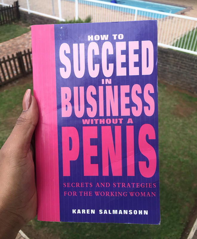 This book sounds dirty, but actually is completely innocent.