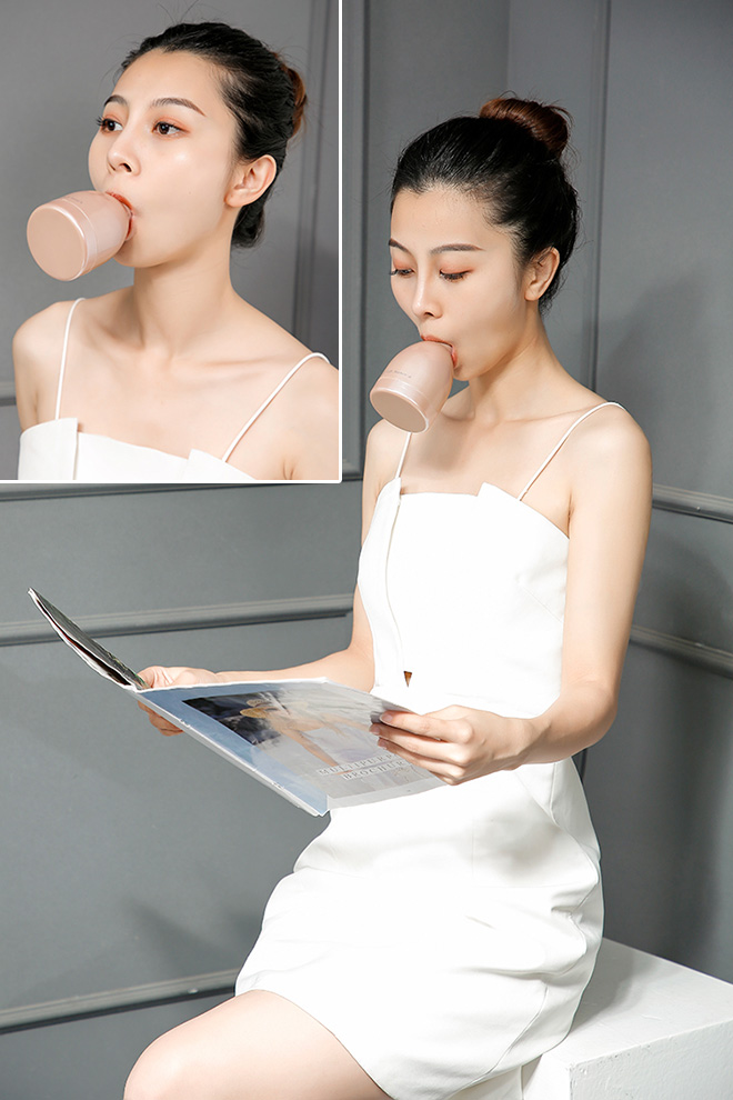Face slimmer gadget from China.