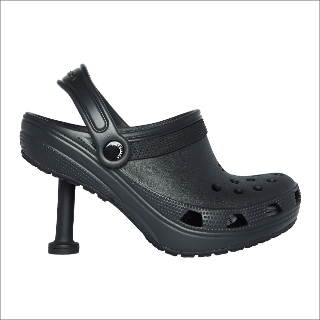 High-heel Crocs are real!