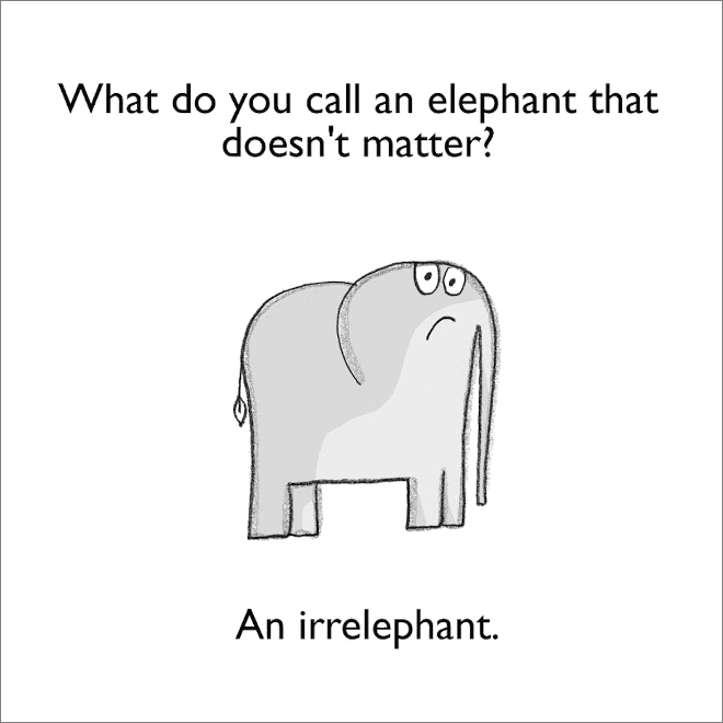 Everybody loves puns, right?