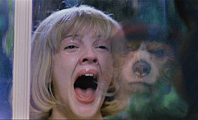 Paddington photoshopped into a famous movie scene.